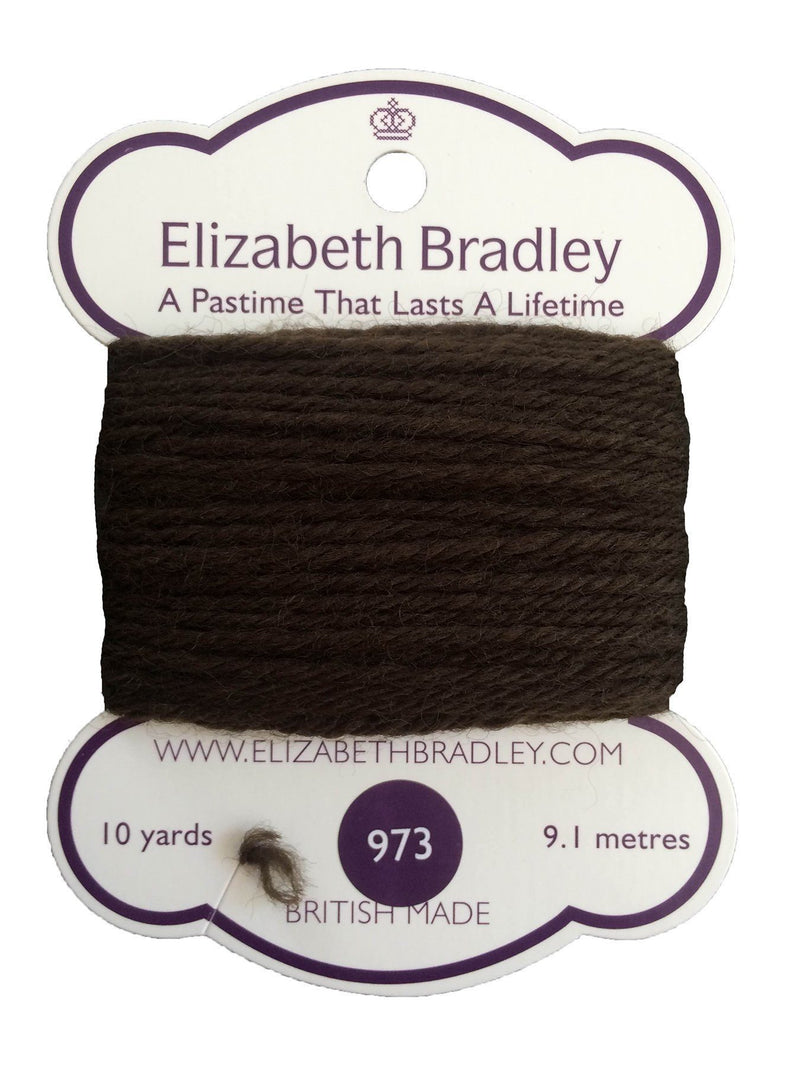 Tapestry Wool Colour 973 Tapestry Wool Elizabeth Bradley Design