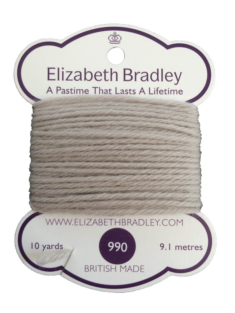 Tapestry Wool Colour 990 Tapestry Wool Elizabeth Bradley Design