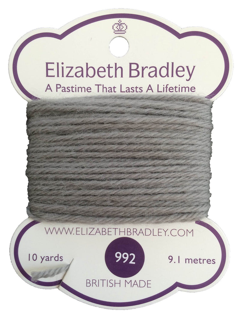 Tapestry Wool Colour 992 Tapestry Wool Elizabeth Bradley Design