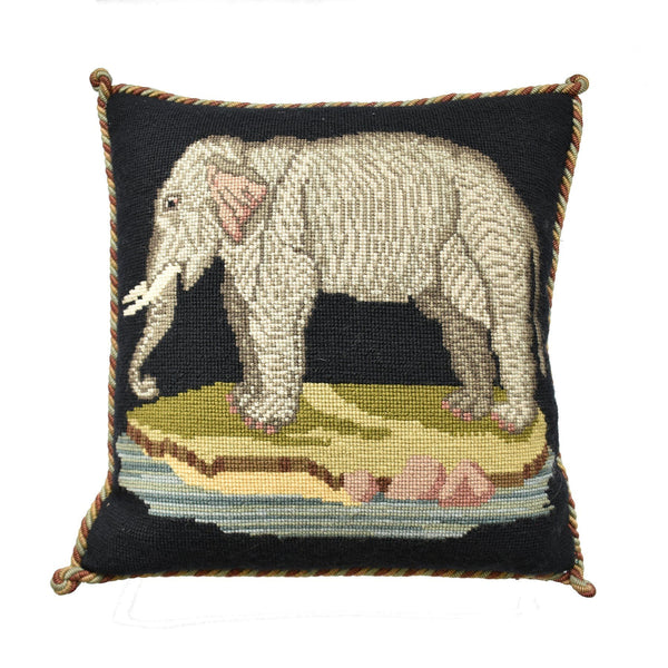 The Elephant Needlepoint Kit Elizabeth Bradley Design