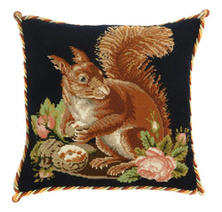 The Squirrel Needlepoint Kit Elizabeth Bradley Design
