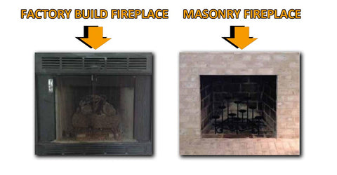 Zero Clearance vs Masonry
