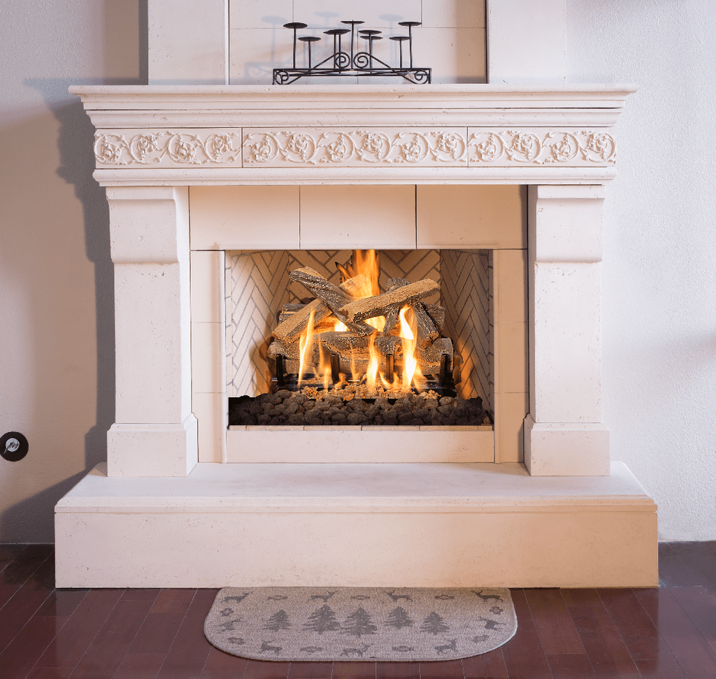 "Grand Canyon Arizona Juniper Vented Gas Log Set / Sizes: 18"", 24"", 30"", 36"", 42"" - ExceptionalFire"