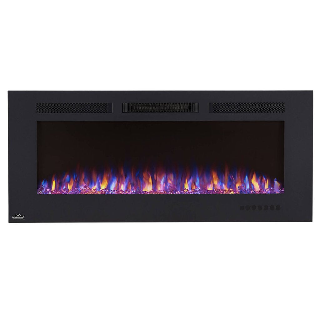 "Napoleon Allure Phantom™ 50"" Electric Fireplace - NEFL50FH-MT - ExceptionalFire"