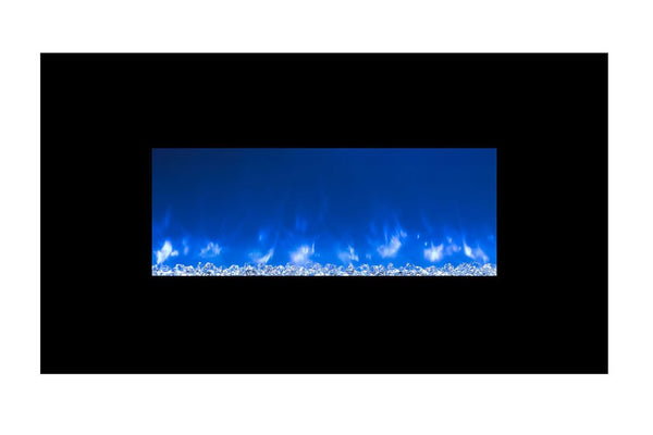 Modern Flames Ambiance 45'' Wall Mount Electric Fireplace AL45CLX2-G - ExceptionalFire