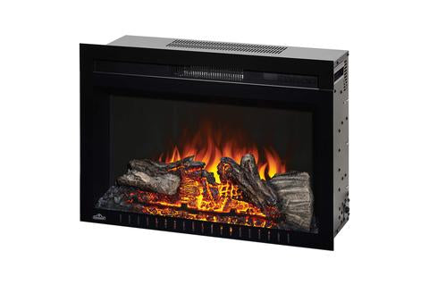 "Napoleon Cinema™ Log 27"" Electric Fireplace Inserts - NEFB27H-3A - ExceptionalFire"