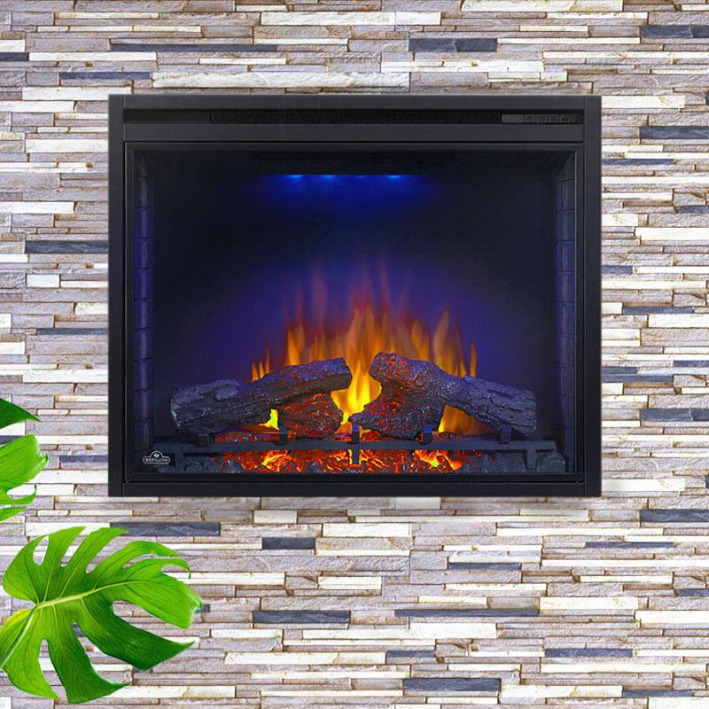 "Napoleon Ascent™ 33"" Electric Fireplace - NEFB33H - ExceptionalFire"