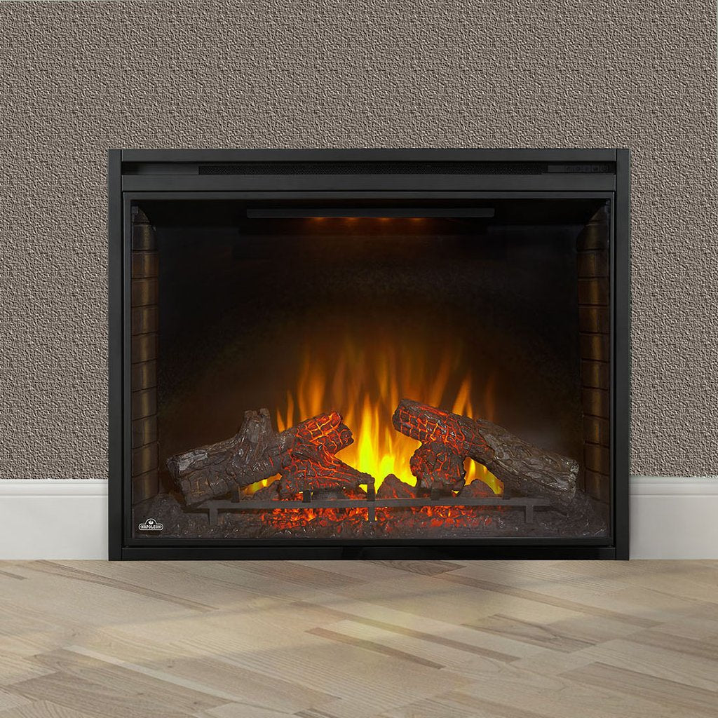 "Napoleon Ascent™ 40"" Electric Fireplace - NEFB40H - ExceptionalFire"