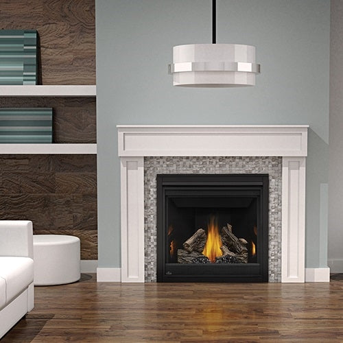 "Napoleon Ascent™ Series 36"" Gas Fireplace B36 - ExceptionalFire"