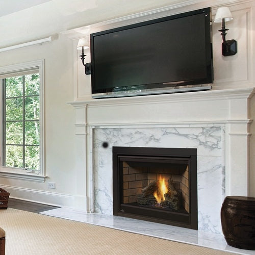"Napoleon Ascent™ Series 42"" Gas Fireplace B42 - ExceptionalFire"