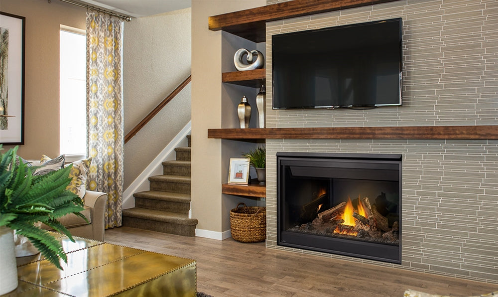 "Napoleon Ascent™ Series 46"" Gas Fireplace B46 - ExceptionalFire"