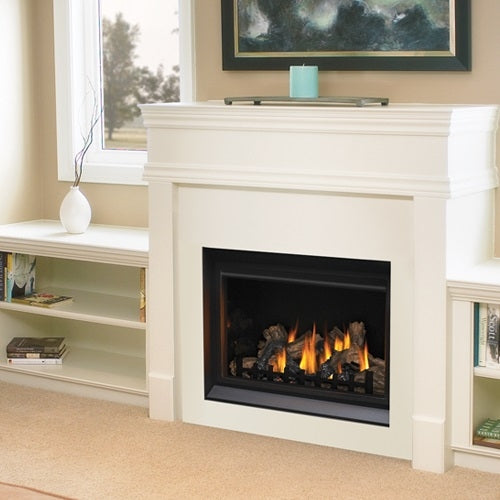 "Napoleon Grandville™ 36"" Gas Fireplace BGD36CF - ExceptionalFire"
