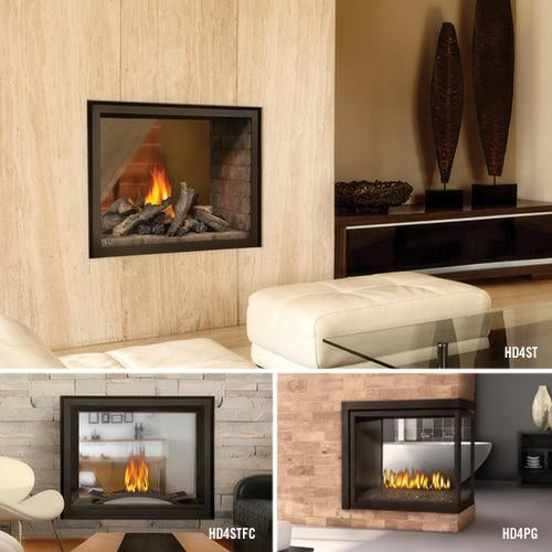 Napoleon Ascent™ Multi-View Gas Fireplace BHD4 - ExceptionalFire