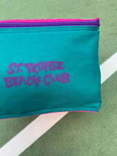Load image into Gallery viewer, ST. Tropez Beach Club Retro Lunchbox