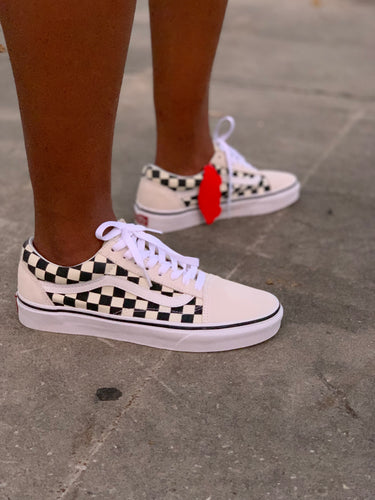 VANS Checkerboard Old Skool Vans
