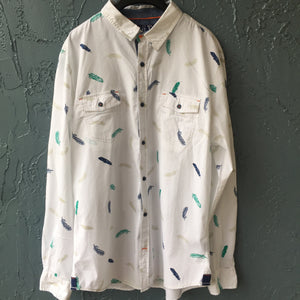 DRILL CLOTHING CO Button-Up Shirt