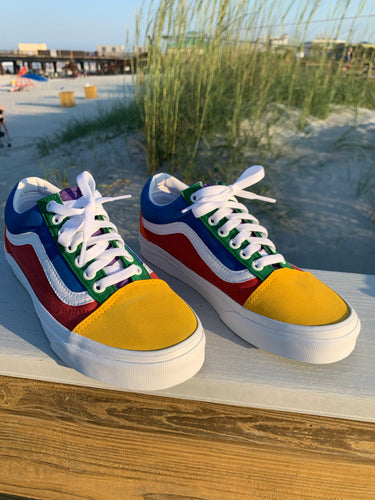 "VANS Custom ""Pride"" Old Skool Shoes"