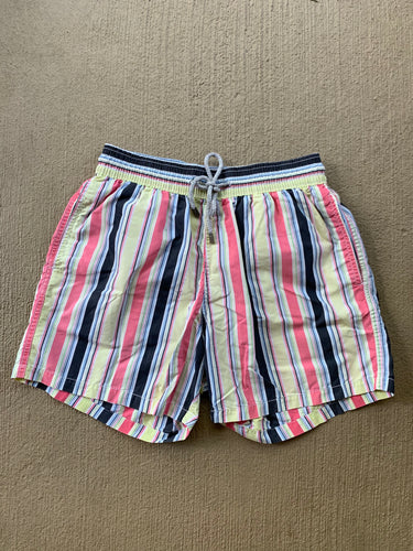 VILEBREQUIN Vintage Striped Shorts