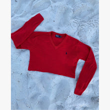 Load image into Gallery viewer, POLO RALPH LAUREN (Cropped) Vintage Sweater