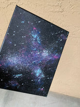 "Load image into Gallery viewer, ""Galaxy II"" Canvas Art"