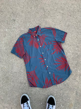 Load image into Gallery viewer, HAWAIIAN Short Sleeve Button-Down Shirt