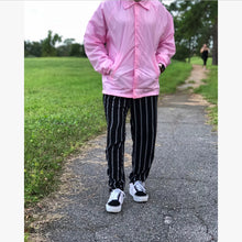 Load image into Gallery viewer, AUGUSTA SPORTSWEAR Retro Pink Windbreaker