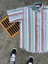 Load image into Gallery viewer, GANT FOXHUNT Vintage Striped Button-Down Shirt