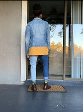 Load image into Gallery viewer, LEVI'S Two-Tone Custom Skinny Jeans