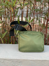 Load image into Gallery viewer, Olive Green Fanny Pack