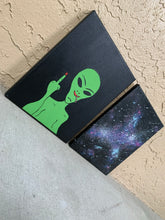 "Load image into Gallery viewer, ""Milo's Galaxy"" Canvas Art Set"