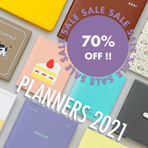 PLANNERS & CALENDARS 2021