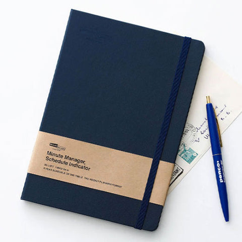 2021 Diary Minute Manager/ EX A5 LEFT