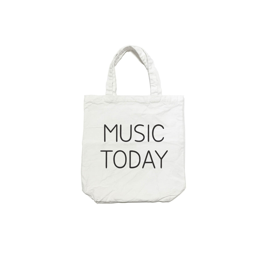 TOTE BAG MUSIC TODAY