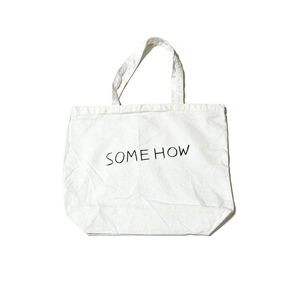 TOTE BAG SOMEHOW