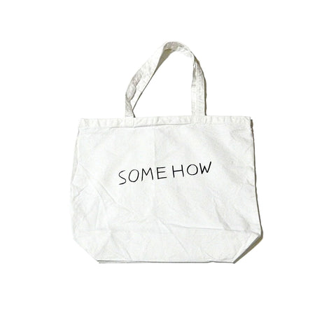Tote Bag/ SOMEHOW (NORITAKE)