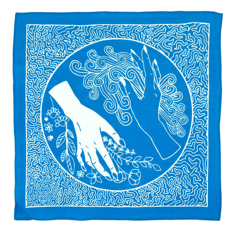 "Bandana ""Flow & Kindness"""