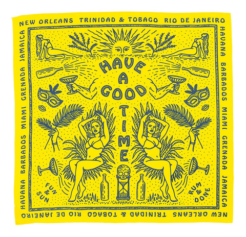 "Bandana ""Good Time"""