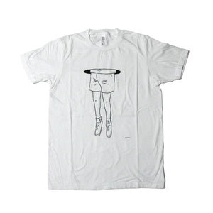 T-SHIRT FLY/WHITE