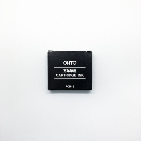 Dude Fountain Pen Refill (OHTO)