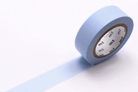 MT Washi Tape/ Pastel Blue