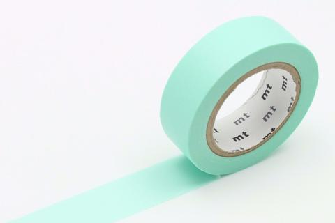 MT Washi Tape/ Pastel Emerald