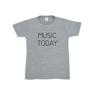 T-SHIRT MUSIC TODAY/GREY