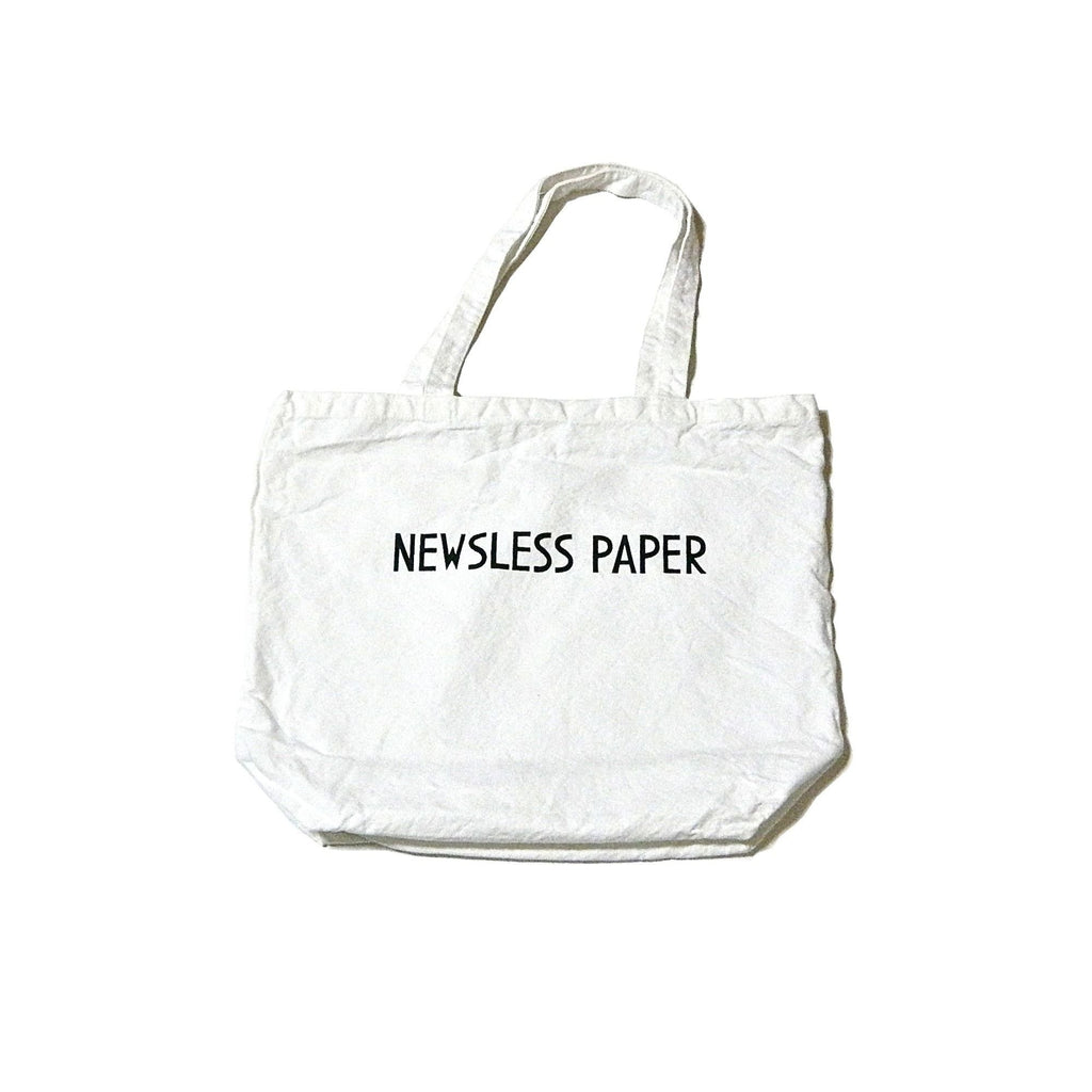 TOTE BAG NEWSLESS PAPER