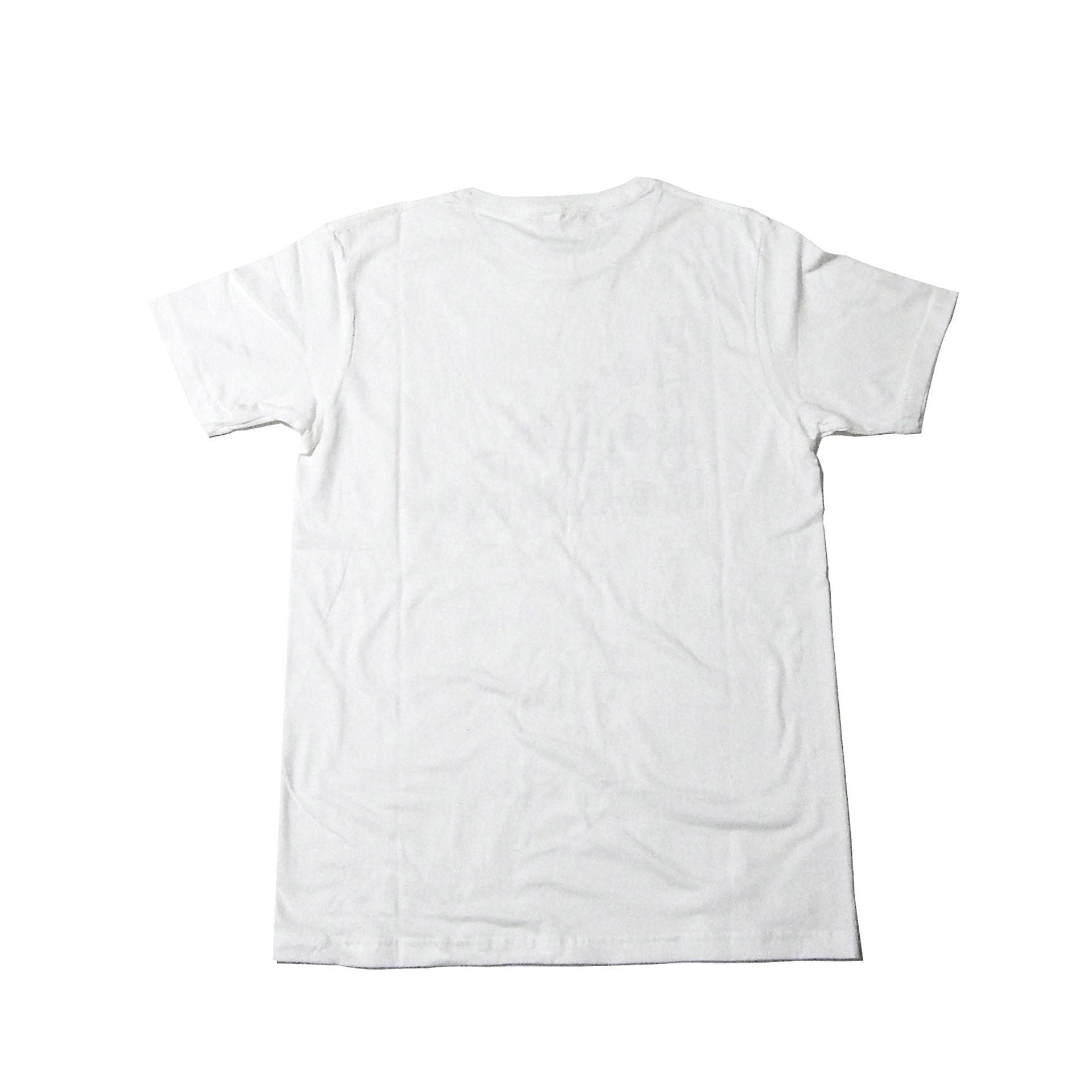 T-SHIRT MAGAZINE WAVE/WHITE