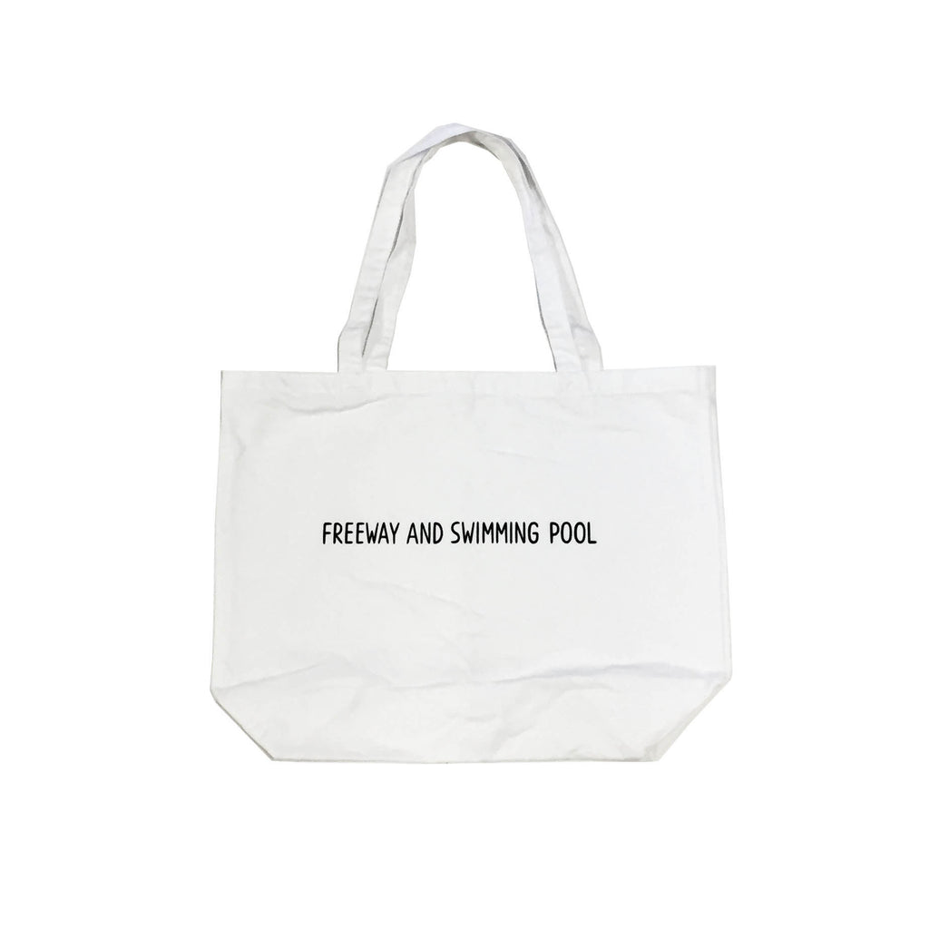 TOTE BAG FREEWAY&SWIMMING POOL