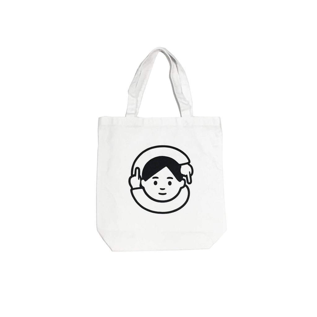 TOTE BAG RECYCLE BOY