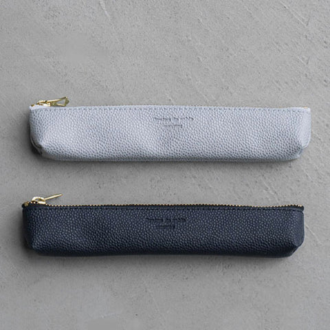 Slim Pen Case (GRAINS DE SABLE)