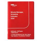 Diary Minute Manager A5 LEFT