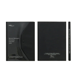 Diary Minute Manager・PK A5 LEFT
