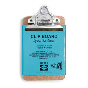 Clip Board O/S Mini (Penco) / Silver